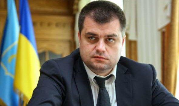 Микола Клочко заповнив електронну декларацію