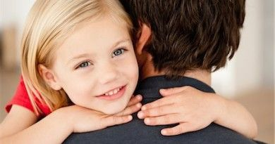 649-03362709 © Masterfile Royalty Free Model Release: Yes Property Release: No father and daughter hugging