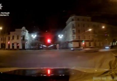 32-річний іноземець ганяв вулицями Сум зі швидкістю 200 км на годину