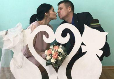 Рекордна кількість пар одружилася на Сумщині 14 лютого