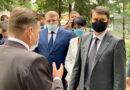 Сьогодні Сумщину відвідує Дмитро Разумков