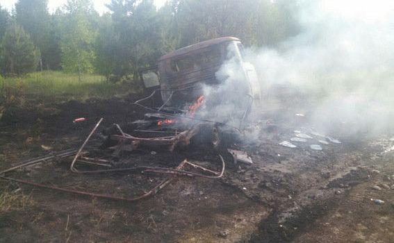 На Середино-Будщині поліція стріляла, щоб зупинити порушника. По колесах авто.