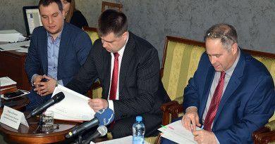 Микола Клочко підписав меморандум, спрямований на протидію з корупцією