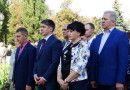 Володимир Поцелуєв вшанував героїв партизанської слави