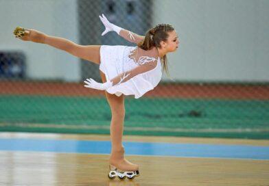 Сумчанки стали призерами Всеукраїнського конкурсу з фігурного катання