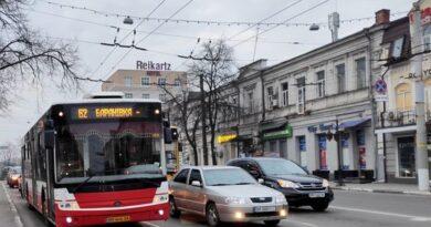 Через десять місяців більшість маршруток зникне з вулиць Сум